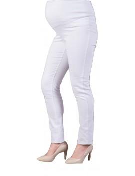 896712de9914 Tehotenské nohavice GEMO Farba biela Veľkosť XL